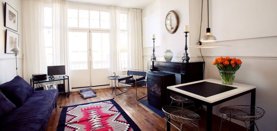 Marcel 39 s creative exchange amsterdam city center for Soggiornare ad amsterdam